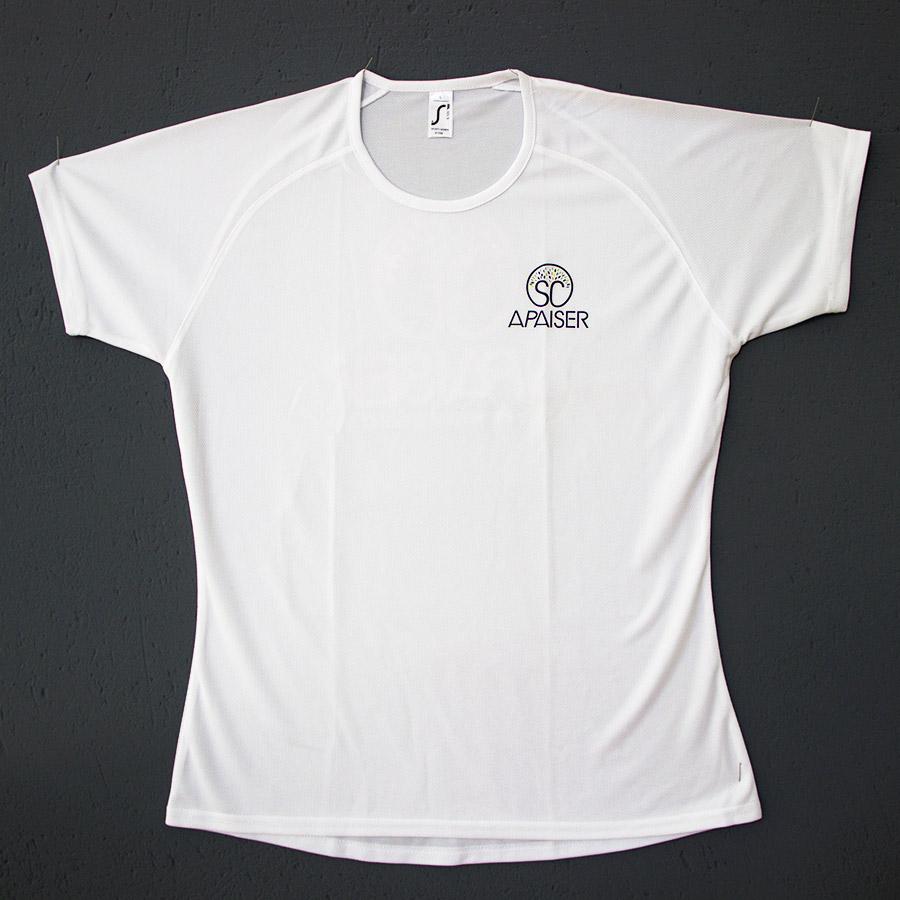 Commander un T-shirt Apaiser S&C