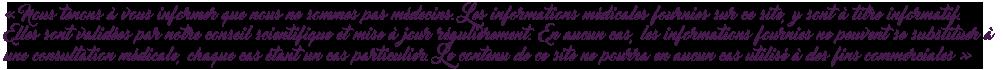 Mentions association APAISER, Malformation de Chiari, Syringomyélie