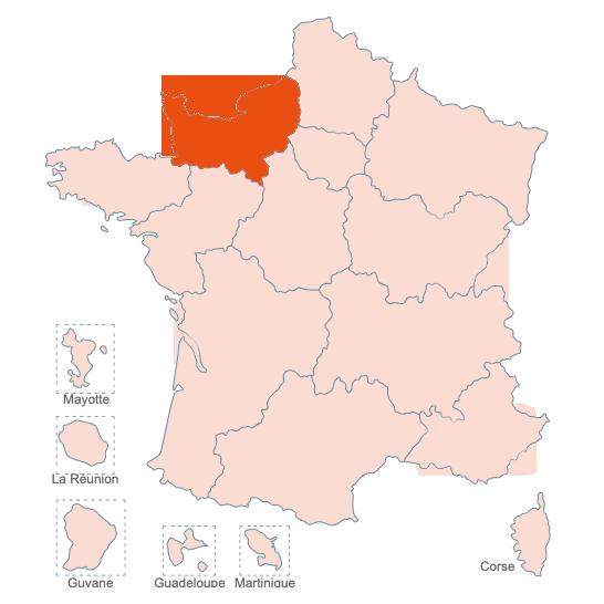 Structures Spécialisées Douleur Chronique, Normandie, APAISER S&C janvier 2021